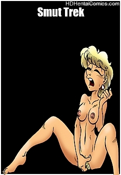 Smut Trek free porn comic
