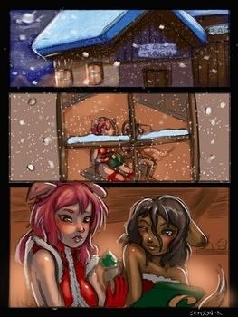 Special-Christmas002 hentai porn comics