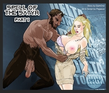 Spell Of The Satyr 1 hentai comics porn