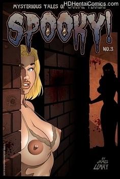 Spooky-3001 hentai porn comics
