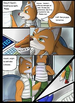 Starfox Porn Comic