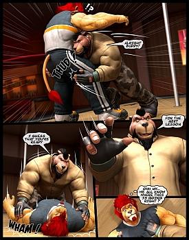Strip-Brawlers012 free sex comic