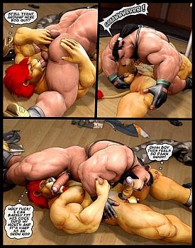 Strip-Brawlers026 free sex comic