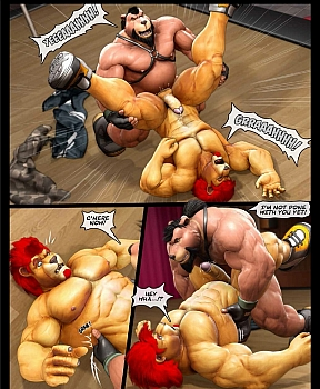 Strip-Brawlers032 free sex comic