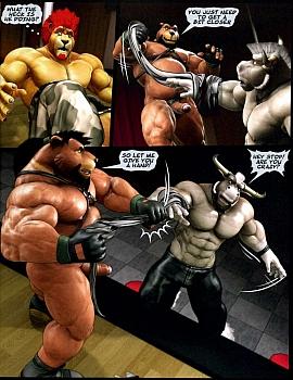Strip-Brawlers039 free sex comic