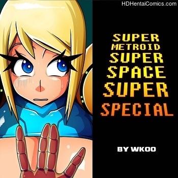 Super Metroid Super Space Super Special hentai comics porn