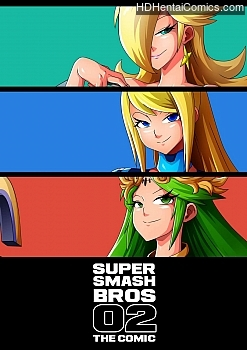 Super Smash Bros 2 porn comic