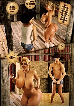Taming-Leonora011 free sex comic