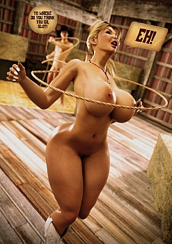 Taming-Leonora012 free sex comic