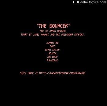 The Bouncer hentai comics porn
