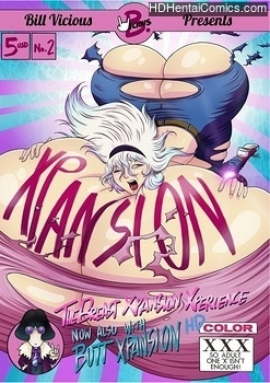 The Breast Xpansion Xperience 2 hentai comics porn