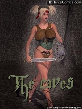 The Caves porn hentai comics