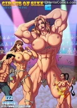 The Circus Of Size 2 hentai comics porn