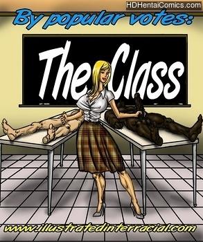 The-Class001 hentai porn comics