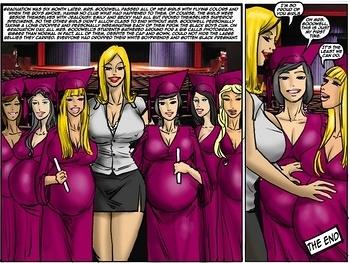 The-Class029 hentai porn comics