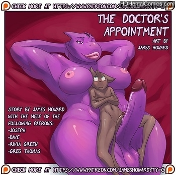 The-Doctor-s-Appointment001 hentai porn comics