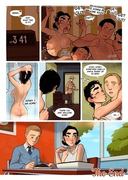 The-Good-Old-Times-hairy020 hentai porn comics