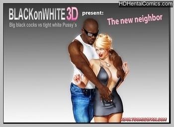 The New Neighbor hentai comics porn