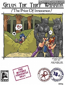 The Price Of Innocence free porn comic