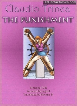 The-Punishment-Claudio001 hentai porn comics