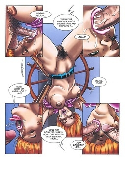 The-Punishment-Claudio013 hentai porn comics