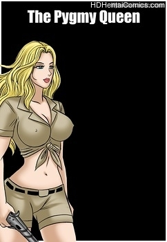 The Pygmy Queen porn hentai comics