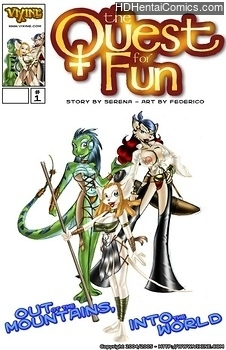 The Quest For Fun 1 – Out Of The Mountains, Into The World hentai comics porn