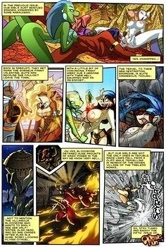 The-Quest-For-Fun-5002 hentai porn comics
