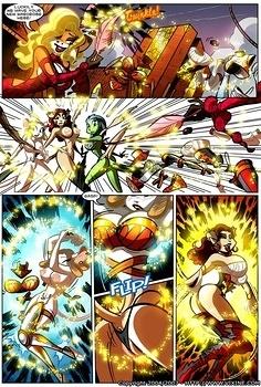 The-Quest-For-Fun-5016 hentai porn comics