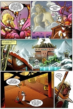 The-Quest-For-Fun-5019 hentai porn comics