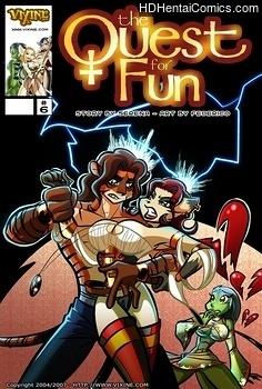 The Quest For Fun 6 hentai comics porn