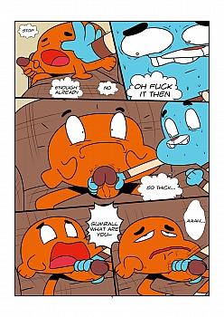 The Sexy World Of Gumball 007 top hentais free