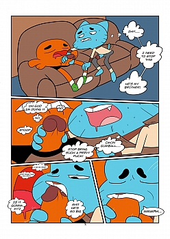 The Sexy World Of Gumball 008 top hentais free