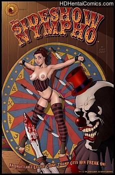 The Sideshow Nympho hentai comics porn