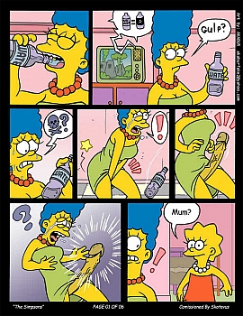 The Simpsons 002 top hentais free
