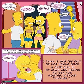 Porno Comics Sister Next Door