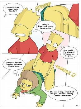 The Simpsons - Magic Pills 011 top hentais free
