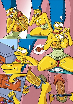 The Simpsons - Valentine Hole 007 top hentais free