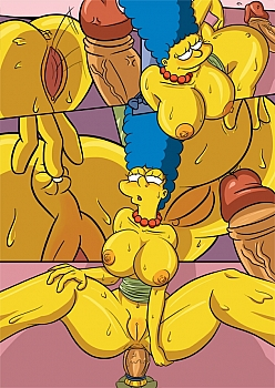 The Simpsons - Valentine Hole 010 top hentais free