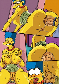 The Simpsons - Valentine Hole 011 top hentais free