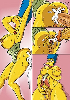 The Simpsons - Valentine Hole 013 top hentais free