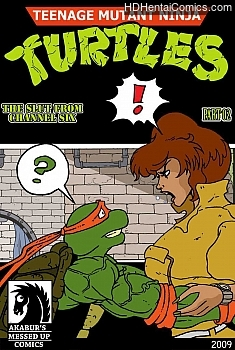 The Slut From Channel Six 2 – Teenage Mutant Ninja Turtles hentai comics porn