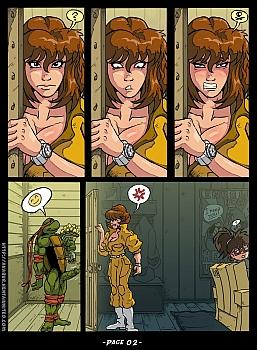 The-Slut-From-Channel-Six-3-Teenage-Mutant-Ninja-Turtles003 free sex comic