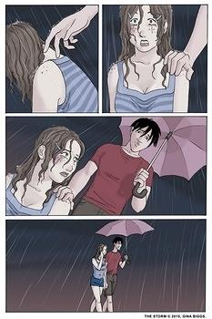 The-Storm010 hentai porn comics