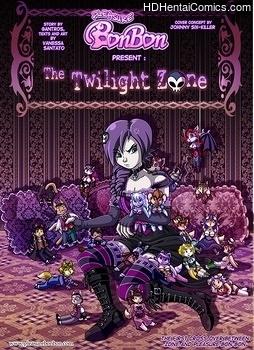 The Twilight Zone hentai comics porn