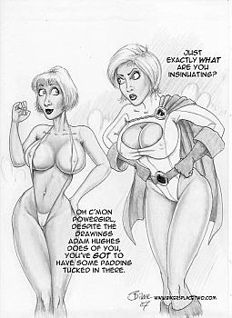 Thong Girl Meets Power Girl 004 top hentais free