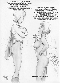 Thong Girl Meets Power Girl 009 top hentais free