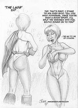 Thong Girl Meets Power Girl 014 top hentais free