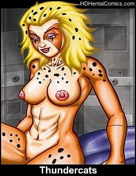 Thundercats hentai comics porn