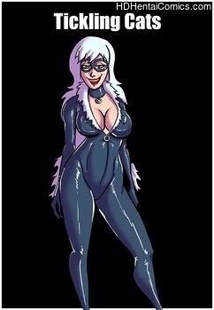 Tickling Cats hentai comics porn